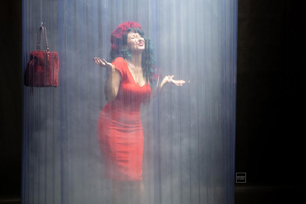 Theater BTS Photography Eraser Studio Los Angeles California