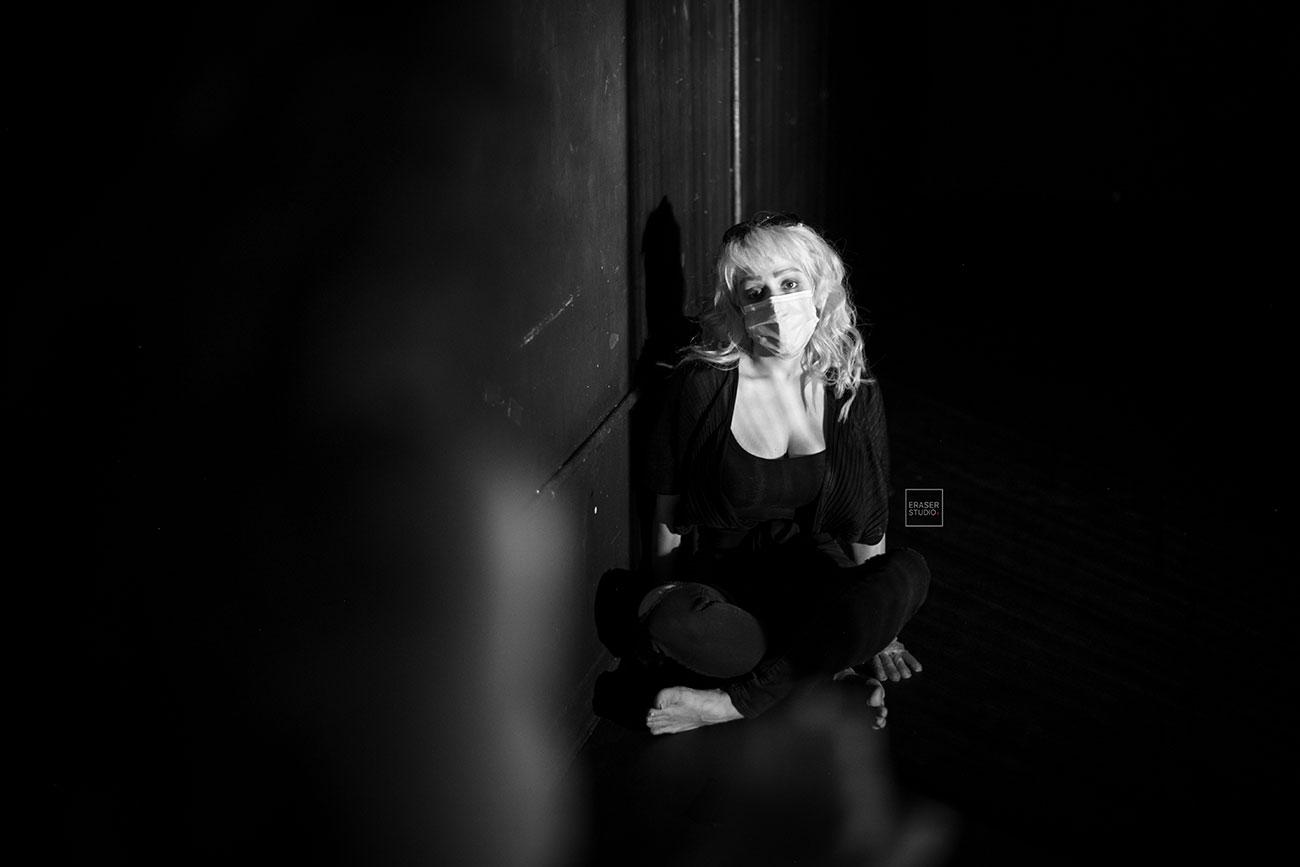 Theater Photography Maryam Sajadi Eraser Studio Los Angeles