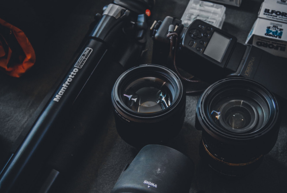 Camera Lenses and Attachments
